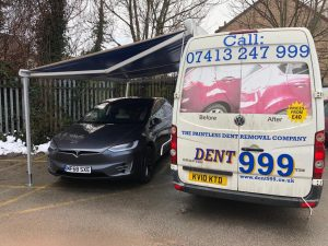 Mobile Paintless Dent Removal xxtownxx at your Home or Works