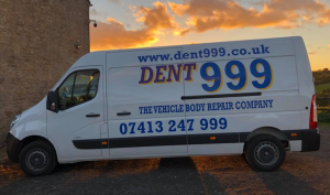 Bacup Office Details for Dent999 Mobile Vehicle Body Repairs